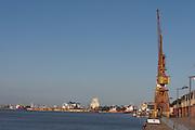 Porto Alegre_RS, Brasil...Cais do porto no Rio Guaiba em Porto Alegre, Rio Grande do Sul...Wharf of Guaiba river in Porto Alegre, Rio Grande do Sul...Foto: MARCUS DESIMONI / NITRO