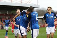 Crawley Town v Carlisle United 211120