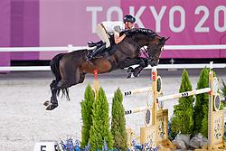 Guery Jerome, BEL, Quel Homme De Hus, 311<br /> Olympic Games Tokyo 2021<br /> © Hippo Foto - Dirk Caremans<br /> 01/08/2021
