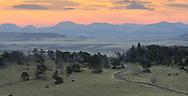 Winding Road, Sun River Wildlife Management Area, Montana