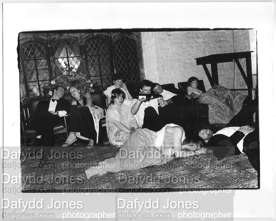 Royal Agricultural College May Ball. Cirencester. 28 May 1982.