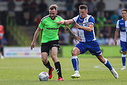 Forest Green Rovers v Bristol Rovers 210718