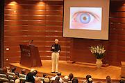 Howard (Haim) Cedar an Israeli American professor of biochemistry lecturing at the Weizmann Institute of Science, Rehovot, Israel