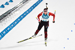 February 10, 2018 - Pyeongchang, South Korea - 180210 Lena Haecki of Switzerland competes in Women's Biathlon 7,5 km Sprint during day one of the 2018 Winter Olympics on February 10, 2018 in Pyeongchang..Photo: Petter Arvidson / BILDBYRN / kod PA / 87614 (Credit Image: © Petter Arvidson/Bildbyran via ZUMA Press)