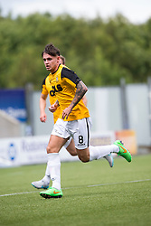 East Fife's Ross Brown. Falkirk 3 v 1 East Fife, Petrofac Training Cup played 25th July 2015 at The Falkirk Stadium.