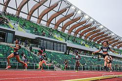 USATF Grand Prix track and field meet<br /> April 24, 2021 Eugene, Oregon, USA<br /> womens 100 hurdles