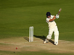 Durham's Michael Richardson - Photo mandatory by-line: Robbie Stephenson/JMP - Mobile: 07966 386802 - 03/05/2015 - SPORT - Football - London - Lords  - Middlesex CCC v Durham CCC - County Championship Division One