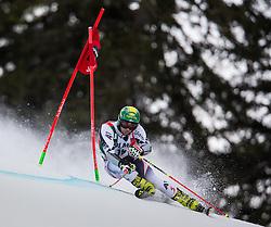22.12.2013, Gran Risa, Alta Badia, ITA, FIS Ski Weltcup, Alta Badia, Riesenslalom, Herren, 1. Durchgang, im Bild Philipp Schoerghofer (AUT) // Philipp Schoerghofer of Austria in action during mens Giant Slalom of the Alta Badia FIS Ski Alpine World Cup at the Gran Risa Course in Alta Badia, Italy on 2012/12/22. EXPA Pictures © 2013, PhotoCredit: EXPA/ Johann Groder