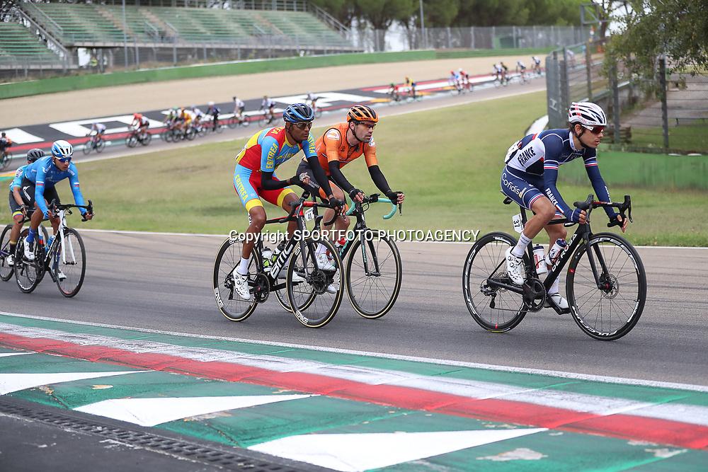 27-09-2020: wielrennen: WK weg mannen: Imola<br /> Tom Dumoulin27-09-2020: wielrennen: WK weg mannen: Imola