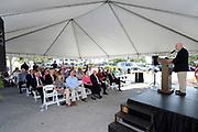 Wally Sanger Owl Club Center Dedication