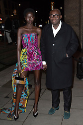 February 18, 2019 - London, New York, United Kingdom of Great Britain and Northern Ireland - Edward Enninful arriving at the Fabulous Fund Fair at The Roundhouse on February 18 2019 in London, England  (Credit Image: © Famous/Ace Pictures via ZUMA Press)