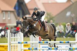 KORTSCH Marie-Sophie, Hof Schretstakens Erwin<br /> Fehmarn Pferdefestival - 2011<br /> (c) www.sportfotos-Lafrentz. de/Stefan Lafrentz