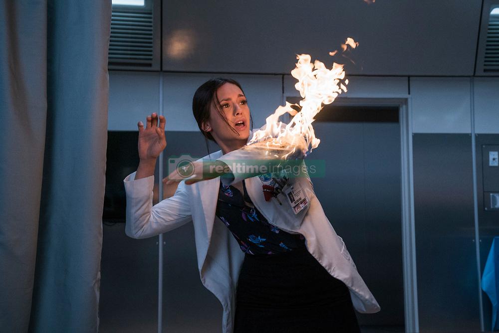 Marlo (Nina Dobrev) in Columbia Pictuers' FLATLINERS.