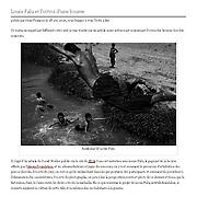 Feature on Kandahar in Geist Magazine.