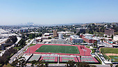 Track and Field-Cal State LA Views-Apr 27, 2020