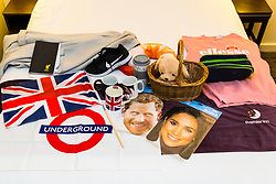 A wide variety of items are left behind by guest including soft toys, royal memorabilia, toiletries bags, single shoes and neck cushions.. London, July 24 2019.
