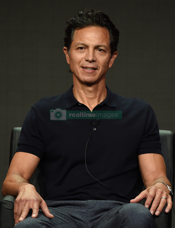 BEVERLY HILLS - AUGUST 8: Benjamin Bratt onstage during the panel for 'STAR' at the FOX portion of the 2017 Summer TCA press tour at the Beverly Hilton on August 8, 2017 in Beverly Hills, California. (Photo by Frank Micelotta/Fox/PictureGroup) *** Please Use Credit from Credit Field ***