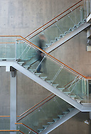 CHINA / Shanghai / College of Architecture and Urban Planning, Tongji-University..Architect: Zhang Bin, Zhou Wei.