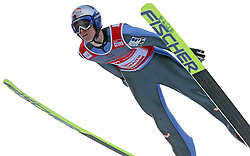 Thomas Morgenstern of Austria at e.on Ruhrgas FIS World Cup Ski Jumping on K215 ski flying hill, on March 14, 2008 in Planica, Slovenia . (Photo by Vid Ponikvar / Sportal Images)./ Sportida)