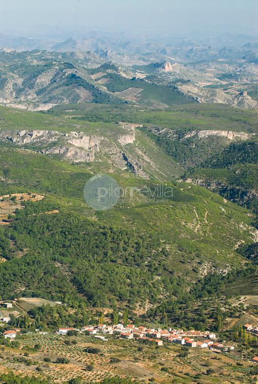 Parque Natural de los Calares.Sierra del Segura.Albacete ©Antonio Real Hurtado / PILAR REVILLA