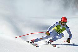 March 14, 2019 - ANDORRA - Christof Innerhofer (ITA) during Men's Super Giant of Audi FIS Ski World Cup Finals 18/19 on March 14, 2019 in Grandvalira Soldeu/El Tarter, Andorra. (Credit Image: © AFP7 via ZUMA Wire)