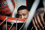 D.J. Jeffries photographed in Olive Branch, MS for SLAM Magazine.(Photo by Johnnie Izquierdo/SLAM)