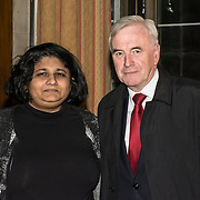 Speaker Deepa Govindarajan Driver, John McDonnell - A rally is held at Convocation Hall, Westminster in support of Julian Assange. Belmarsh Tribunal will expose the atrocities committed by the US government over the past decade, from war crimes in Iraq to torture at Guantánamo Bay. The event takes its inspiration from the Russell-Sartre Tribunal of 1966, when representatives of 18 countries gathered to hold the United States accountable for its war crimes in Vietnam, in the absence of an international authority that dared to do so. Tariq Ali, who took part in the 1966 Tribunal.