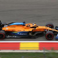 28.08.2020, Circuit de Spa-Francorchamps, Spa-Franchorchamps, FORMULA 1 ROLEX BELGIAN GRAND PRIX 2020<br />  , im Bild<br /> Carlos Sainz Jr. (SPA#55), McLaren F1 Team<br /> <br /> Foto © nordphoto / Bratic