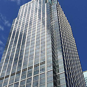 Citigroup Centre, Canary Wharf on iPhone 6.