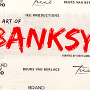 NLD/Amsterdam/20160617 - The Art of Banksy - Opening night,
