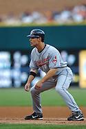 COPYRIGHT DAVID RICHARD.Cleveland Indians at Detroit Tigers, July 4, 2007