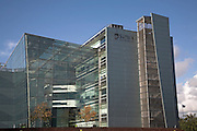 Endeavour House, headquarters of Suffolk County Council, Ipswich, Suffolk, England