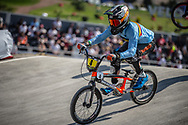 14 Boys #4 (LAENEN Seppe) BEL at the 2018 UCI BMX World Championships in Baku, Azerbaijan.