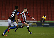 Paul Coutts of Sheffield Utd during the English League One match at Bramall Lane Stadium, Sheffield. Picture date: December 10th, 2016. Pic Simon Bellis/Sportimage