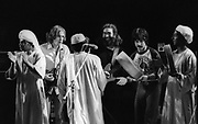 The Grateful Dead with Hamza playing his Oud, a 12 string Lute like instrument. and a bunch of Nubian musicians