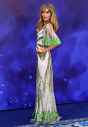 Jacqui Ritchie attending the Aladdin European Premiere held at the ODEON Luxe Leicester Square, London