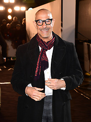 Stanley Tucci attending The White Crow UK Premiere held at the Curzon Mayfair, London.