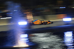 April 7, 2018 - Sakhir, Bahrain - Motorsports: FIA Formula One World Championship 2018, Grand Prix of Bahrain,#2 Stoffel Vandoorne (BEL, McLaren Honda), #2 Stoffel Vandoorne (BEL, McLaren Honda) (Credit Image: © Hoch Zwei via ZUMA Wire)