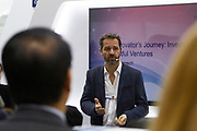 Daniel Jarosch, Partner and Managing Director, BCG Digital Ventures, Australia during the session: An Innovator's Journey: Investing in Impactful Ventures at the World Economic Forum - Annual Meeting of the New Champions in Tianjin, People's Republic of China 2018.Copyright by World Economic Forum / Greg Beadle