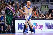 DESCRIZIONE : Eurolega Euroleague 2015/16 Group D Unicaja Malaga - Dinamo Banco di Sardegna Sassari<br /> GIOCATORE : David Logan<br /> CATEGORIA : Palleggio Contropiede<br /> SQUADRA : Dinamo Banco di Sardegna Sassari<br /> EVENTO : Eurolega Euroleague 2015/2016<br /> GARA : Unicaja Malaga - Dinamo Banco di Sardegna Sassari<br /> DATA : 06/11/2015<br /> SPORT : Pallacanestro <br /> AUTORE : Agenzia Ciamillo-Castoria/L.Canu