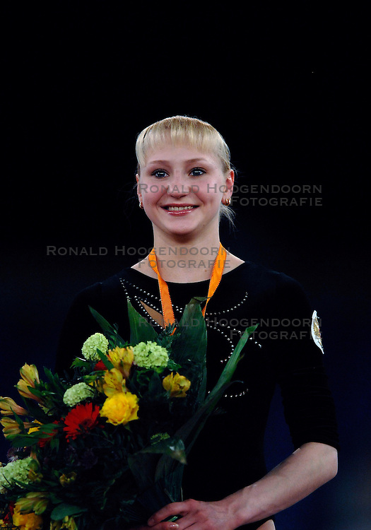 29-04-2007 TURNEN: EUROPEES KAMPIOENSCHAP: AMSTERDAM<br /> LOZHECKO Yulia RUS<br /> ©2007-WWW.FOTOHOOGENDOORN.NL