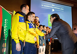 Pablo Perez during Closing ceremony at Day 4 of 16th Slovenia Open - Thermana Lasko 2019 Table Tennis for the Disabled, on May 11, 2019, in Thermana Lasko, Lasko, Slovenia. Photo by Vid Ponikvar / Sportida