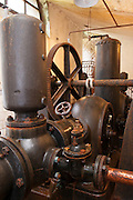 Jugendstil Wasserwerk Vielbrunn, Ohrenbachtal, Odenwald, Naturpark Bergstraße-Odenwald, Hessen, Deutschland | art nouveau water works, Vielbrunn, Odenwald, Hessen, Germany