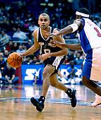 NBA-San Antonio Spurs at LA Clippers-Dec 16, 2002