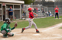 Laconia Little League Cantin Chevrolet versus Legion Post 1 May 3, 2011.
