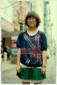 UNION JACK IN JAPAN