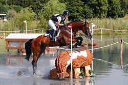 Krajewski Julia, GER, Amande de B Neville, 236<br /> Olympic Games Tokyo 2021<br /> © Hippo Foto - Dirk Caremans<br /> 01/08/2021