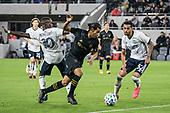 MLS-Philadelphia Union at LAFC-Mar 8, 2020