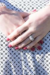 Engagement bling