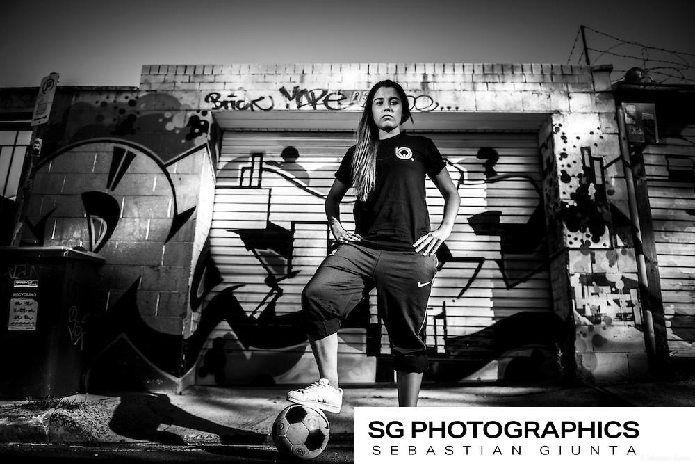 Victoria Guzman photo session